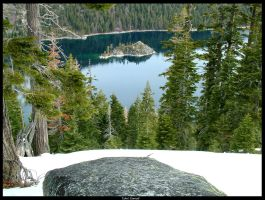 The Emerald of Tahoe by applebrown