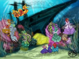 Beauty Under the Sea by GrandMasterFDC