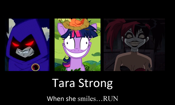 Strong Smiles by DuskAgainstDawn