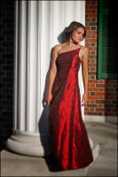 The Red Dress by existentialdefiance