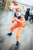 Naruto cosplay at Otakuthon 2014 by narutocd1