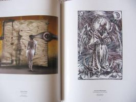 The Hierophant in the Book by gromyko