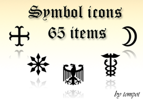 Symbols by tompot