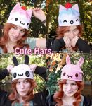 Cute Hats by celesse
