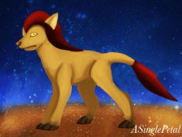 .: Beast Form Redesign :. by ASinglePetal