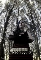 Photoshoot in the forest2 by NatyMetal-AltModel