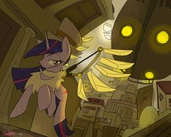 Steampunk Twilight by Swomswom