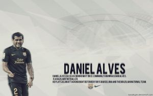 Daniel Alves by kadiirgok