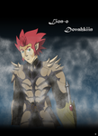 Lion-O Dovahkiin(color) by Gojihunter31
