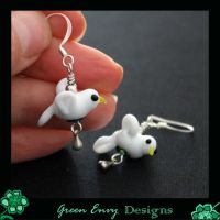 Little Doves by green-envy-designs