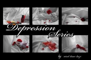 depression series by wind-hime-kaze