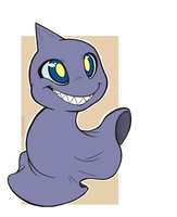 Dexter the shuppet by M-a-y-a-l