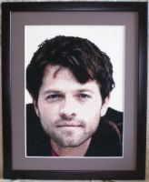 Misha Collins by Ola-l