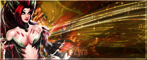 Zyra Signature by skeptec