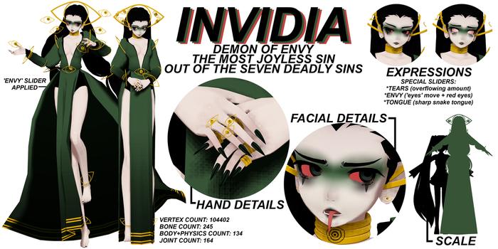 INVIDIA CONTEST ENTRY + DOWNLOAD by blockdt