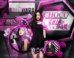 +EDICION|Choco Chip Cookies|Goo Haraa by iLoveMeRight