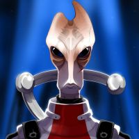 Mordin Solus by DrZime