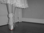 Perfect En Pointe Pain by AngelPapillon