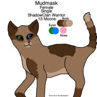 Mudmask Ref by Ask-The-Pug
