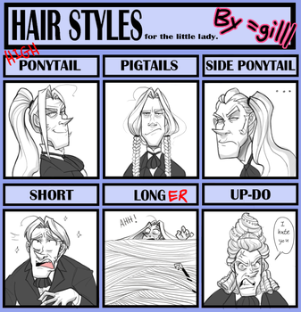 Lucius: Hair Styles Meme by gilll