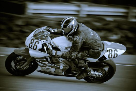 Oulton Park Motorcycle race 4 by CharmingPhotography