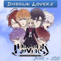 Diabolik Lovers ICO and PNG by bryan1213