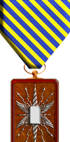 Legionary's Medal by 1Wyrmshadow1
