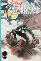 Web of Spider-Man 3D Anaglyph by xmancyclops
