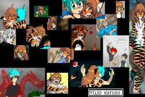 TwoKinds Wallpaper by isil-The-Werecat