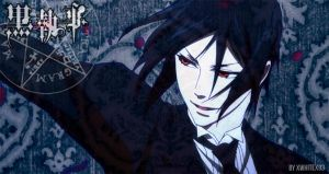 The Black Butler by xwhitex93
