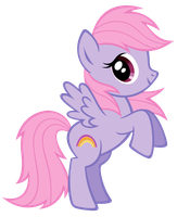 Rainbowshine BB vector by Durpy