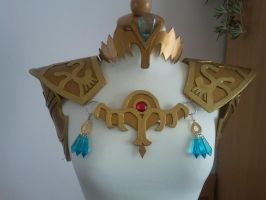 Twilight Princess Zelda Armour (4) by Miharichu-Emi