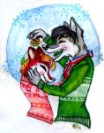 Christmas Sweaters by FoulOwl