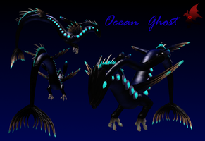 Ocean Ghost by Nabesima