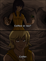 Coffee or Tea? by Jexima
