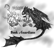 HTTYD and ROTG :The Book Of Guardians ( CONTEST ) by lightbluesskrill