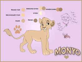 Monyo-Reference 2010 by Kitchiki