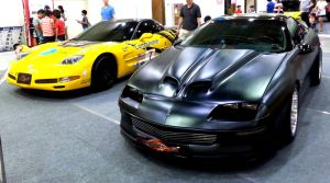 American Muscle Machines by toyonda