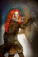 Ygritte by Monkey19934