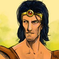 Daily Sketches John Carter by fedde