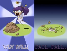 Win Fall Fail Fall by Loverofpiggies