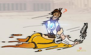 Tracer Melting by StretchM3