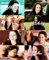 Webcam Feliz cumple Bella Cullen by Katymish