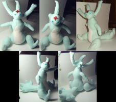 Carbuncle Doll by wickedorin