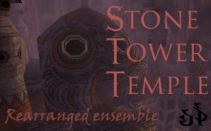 Stone Tower Temple by saxophone5673