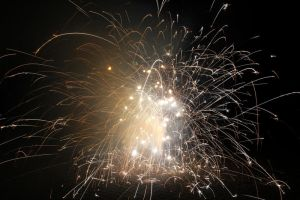 Fireworks Stock 47 by Malleni-Stock