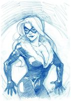 BlackCat by elena-casagrande