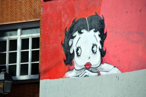 Betty Boop by titoune33