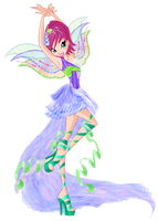 Tecna Harmonix by ColorfullWinx