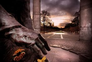 The hand by rumun